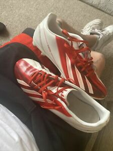 Size 7.5 Adidas F10 Messi Football Boots