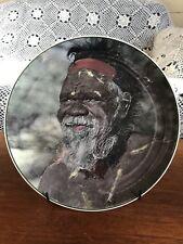 Vintage Royal Doulton Australian Aborigine Decorative Plate D 6422