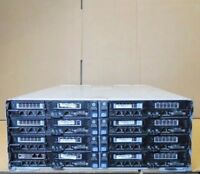 HP S6500 - 8 x SL230S GEN8 16 E5-2660 512GB High Efficiency Blade Server Chassis