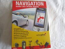 Navigation mobil mit ihrem Handy