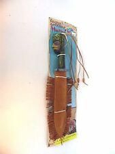 Old West Hunting Knife Western Outfit Party Halloween Costume Accessory Prop