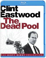 The Dead Pool Dirty Harry 5 Clint Eastwood Blu-ray F/S w/Tracking# Japan New