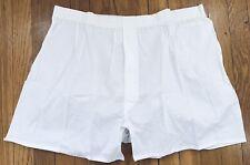 Vintage Hanes Boxer Shorts Underwear Men's XL 42-44 One Pair NEW White