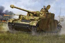 Trumpeter #00920 1/16 WWII German Pzkpfw IV Ausf.H Medium Tank