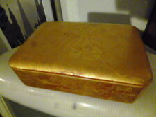 Lacquerware jewelry vanity box excellent made in occupied japan Maruni