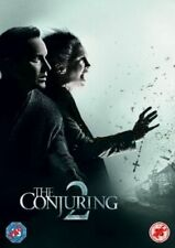 The Conjuring 2 Includes Digital Download DVD 2016 Region 2