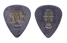 Billy Idol Signature Black Guitar Pick - 2015 King & Queens Tour