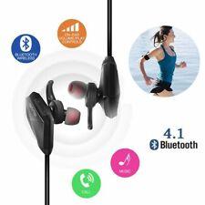 Wireless Bluetooth Sport Gym Headphones Earphones Earbuds Headset Sweatproof