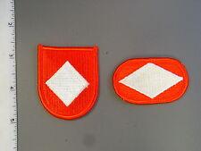 1st design 50th Signal Battalion (Abn) IOH sample F&O used in B. Stein's book