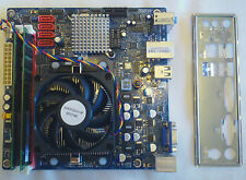 ZOTAC GeForce 6100-ITX (GF6100-E-E) w/Athlon II X2 255 and 8GB DDR2 RAM - Tested