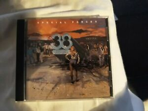 "CD 38 SPECIAL ""Special forces"" SOUTHERN ROCK LYNYRD"