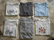 7 tee shirts tricots de peau garçon - 8 ans
