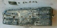 90-95 Toyota 4Runner Fuel Tank Rock Guard Shield Gas Skid Plate w Mounting Bolts