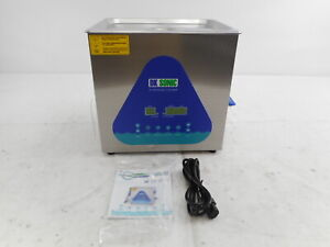 DK SONIC DK-1000S - Ultrasonic Cleaner 10L 240W, with Heater and Basket