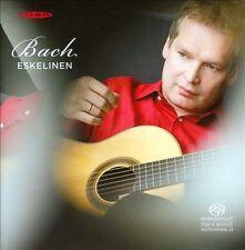 BACH J S BACH ESKELINEN, New Music