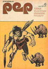 PEP 1973  nr. 06 - PETER VAN STRAATEN / NEDERLAND-NOORWEGEN / HARM KUIPERS
