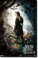 POSTER Snow White and the Huntsman Movie Poster Forest Kristen Stewart