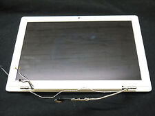 "White Glossy LCD Screen Display Assembly for Apple Macbook 13""  A1181 2006"