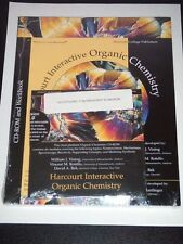 INTERACTIVE ORGANIC CHEMISTRY Workbook with CD-ROM by Vining & Rotello 2000 NEW