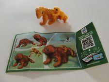 Ü-Ei - Überraschungsei - Natoons - Tierfamilie - Schuppentier - EN 124