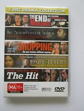 5 Disc Drama Collection DVD Box Set - Region 0/All