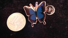 Tier Pin Badge Schmetterling  Comic