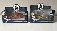 CORGI HORNBY JAMES BOND 1:36 LOTUS ESPRIT 04704 + LITTLE NELLIE GYROCOPTER 04602