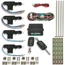 Zentralverriegelung ZV mit Funk und Klappschlüssel Fernbedienung 2 & 4 Türer