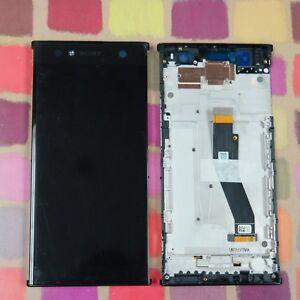 GENUINE BLACK SONY XPERIA XA2 ULTRA H4213 FHD IPS LCD SCREEN DISPLAY FRAME