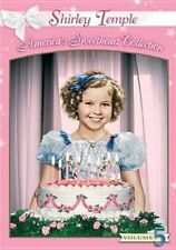 Shirley Temple America's Sweetheart Collection Volume 5 DVD R1