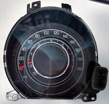 FIAT 500 MY2012 12-Tachimetro Indicatore Livello Originale Diesel NUOVO 735483679