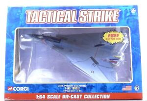 Corgi Tactical Strike 1:64 F-14D Tomcat 2003 Operation Iraqi Freedom US95141