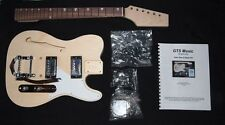 Diy Guitar Kit  Tele Thin II Style  - Right Handed