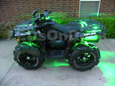 ALL Can-Am Outlander MAX 1000R ATV UTV Quad 4Wheeler 8 Pod Led Light Glow Kit