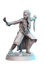 ARWEN 32mm EL SEÑOR DE LOS ANILLOS (The lord of the rings)  LOTR  DnD ROL D&D