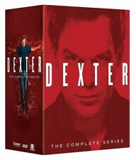 Dexter The Complete Series Season 1-8 Boxset (DVD 2015 32-Disc) 1 2 3 4 5 6 7 8