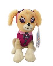 "New Nickelodeon Paw Patrol 8"" Skye Pup Pals Stuffed Plush Doll Kids Gift Toy"
