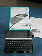 Logitech Bluetooth Wireless Ultrathin Keyboard for iPad 2 and iPad-3rd & 4th Gen