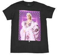 Vintage WWE Ric Flair Drip Nature Boy Classic Cotton Wrestling T-Shirt Top New