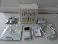 apple ipod mini 1st generation Silver, working