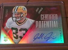Jeff Janis 2014 Certified Potential Rookie Auto Variation 149/149 Packers 1/1