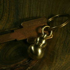 Creative Gourd Metal Brass Key Chain Gift Car Ring Keychain Key Accessories