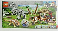 LEGO Jurassic World Indominus rex vs. Ankylosaurus 75941 New Open Box