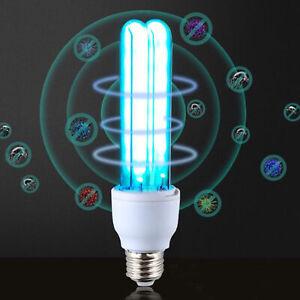 OZONE 25W Disinfection Germicidal Bulb lamp E26/E27 Base
