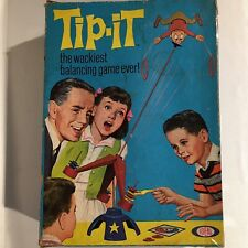 TIP-IT The Wackiest Balancing Game Ever Vintage 1965 Ideal Toy Corp
