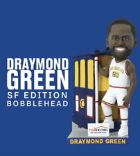 Golden State Warriors 2019-20 Draymond Green Cable Car Bobblehead SGA 11/25 SGA
