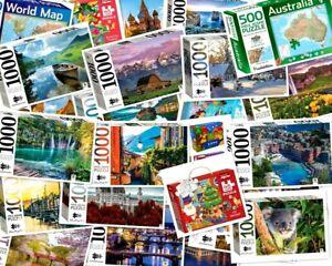 45- 1000 Piece Mindbogglers Hinkler Jigsaw Puzzle Adult Kids Junior Puzzle Games