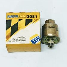 Napa Gold 3081 Fuel Filter Vintage For Many Ford Carbureted Vehicles 1 2 4 bbl