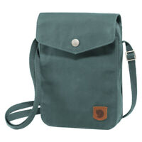 Fjallraven Greenland Pocket Unisex Medium Green Polyester Shoulder Bag F23156664