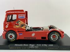 Fly Slot Truck 08500 Mercedes Benz Esso Boxed